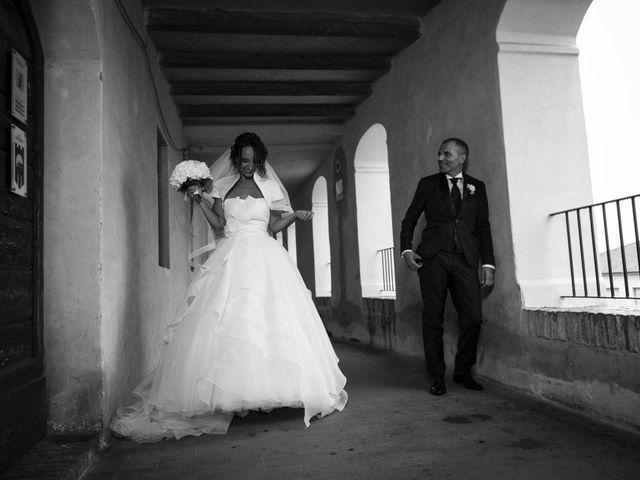 Il matrimonio di Moreno e Letizia a Monsano, Ancona 62