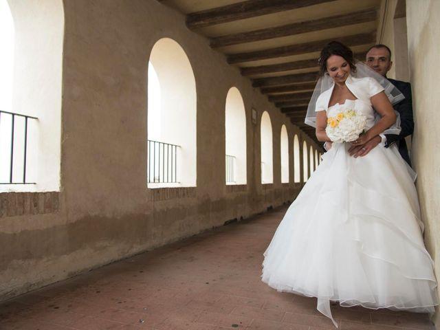 Il matrimonio di Moreno e Letizia a Monsano, Ancona 64