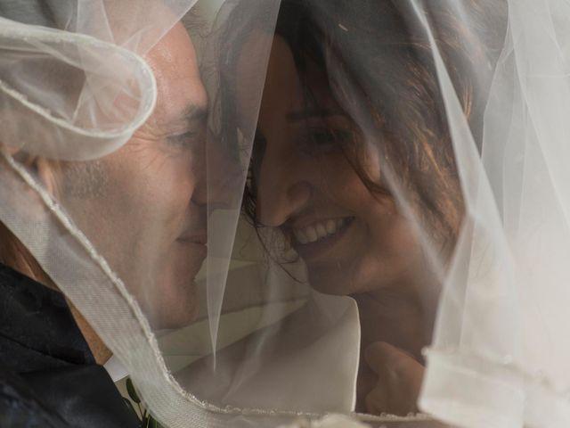 Il matrimonio di Moreno e Letizia a Monsano, Ancona 66