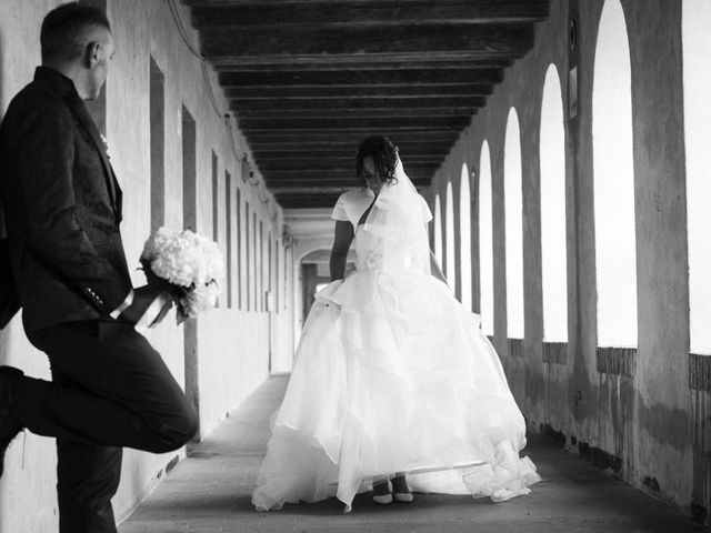 Il matrimonio di Moreno e Letizia a Monsano, Ancona 68