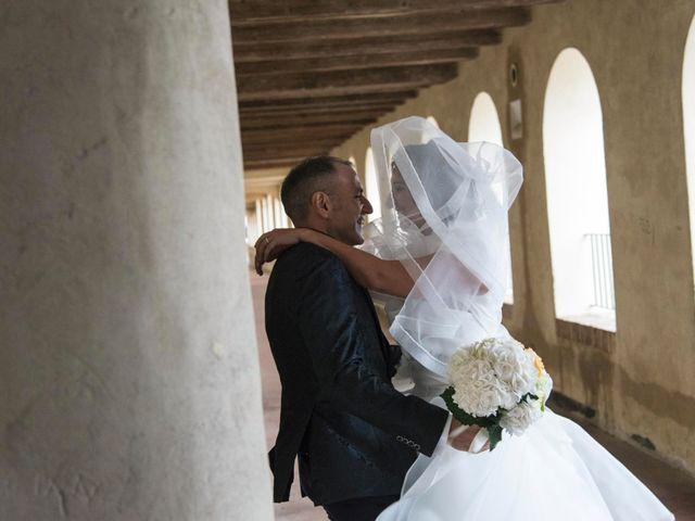 Il matrimonio di Moreno e Letizia a Monsano, Ancona 69