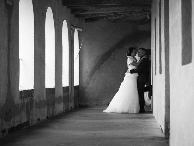 Il matrimonio di Moreno e Letizia a Monsano, Ancona 70