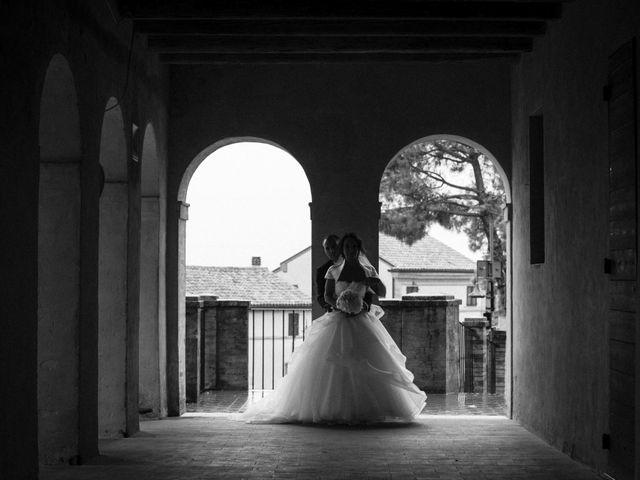 Il matrimonio di Moreno e Letizia a Monsano, Ancona 71