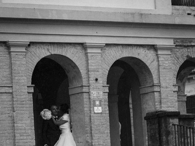 Il matrimonio di Moreno e Letizia a Monsano, Ancona 72