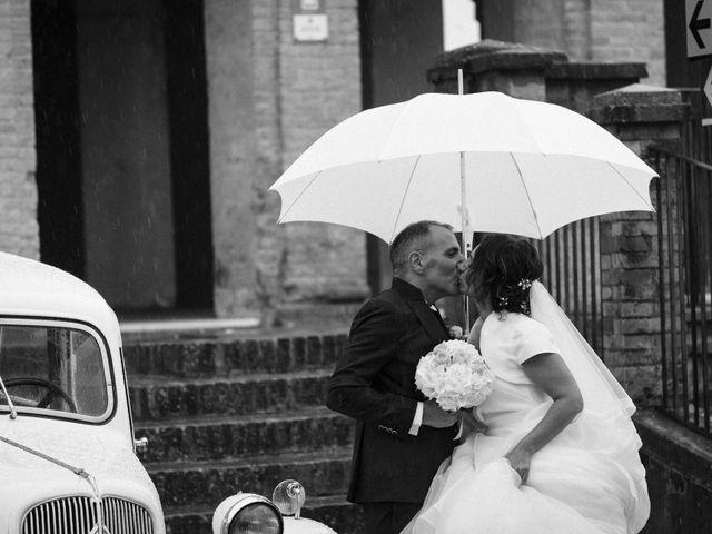Il matrimonio di Moreno e Letizia a Monsano, Ancona 74