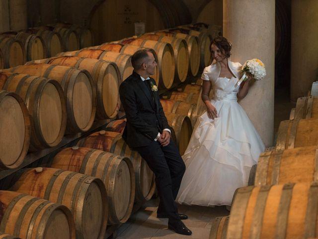 Il matrimonio di Moreno e Letizia a Monsano, Ancona 77