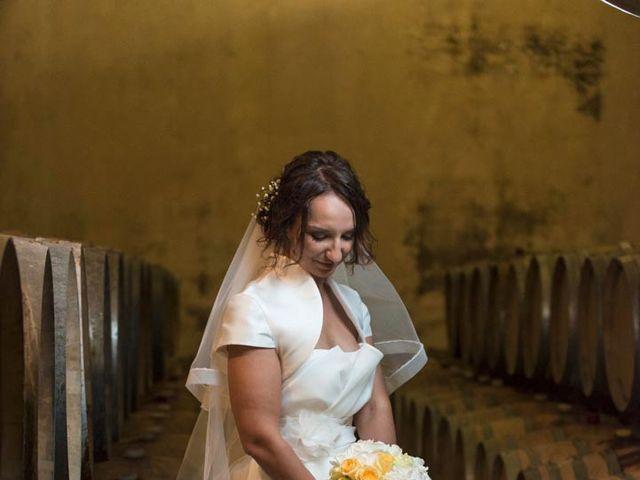 Il matrimonio di Moreno e Letizia a Monsano, Ancona 79