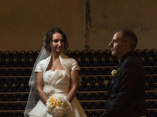Il matrimonio di Moreno e Letizia a Monsano, Ancona 83