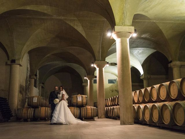Il matrimonio di Moreno e Letizia a Monsano, Ancona 84