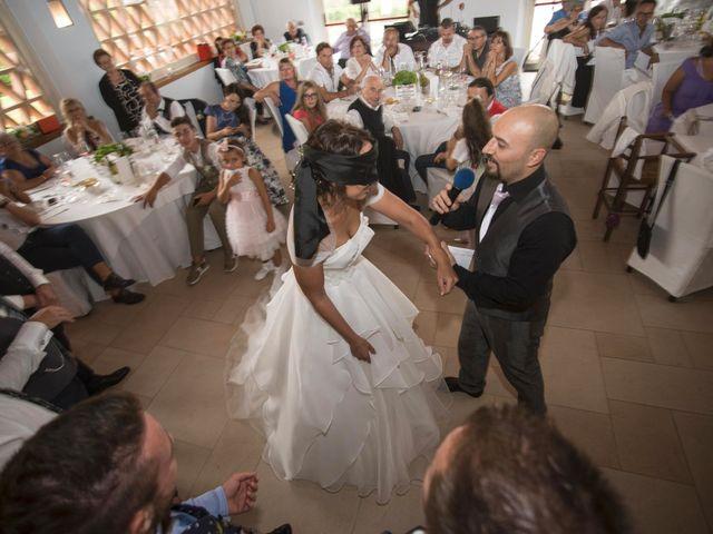 Il matrimonio di Moreno e Letizia a Monsano, Ancona 86