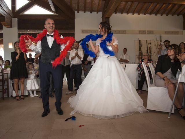 Il matrimonio di Moreno e Letizia a Monsano, Ancona 87