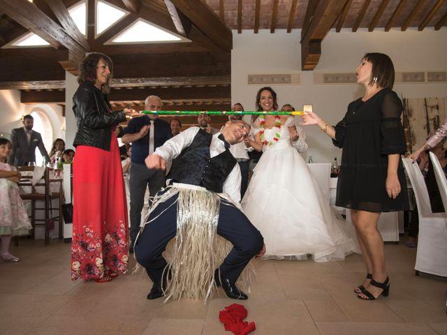 Il matrimonio di Moreno e Letizia a Monsano, Ancona 89