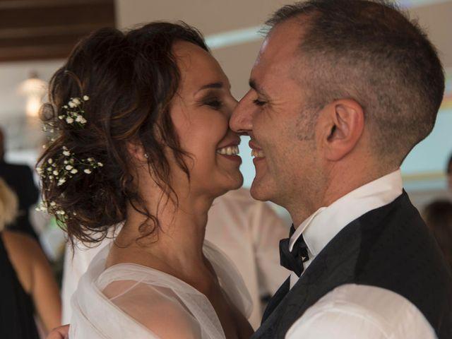 Il matrimonio di Moreno e Letizia a Monsano, Ancona 93