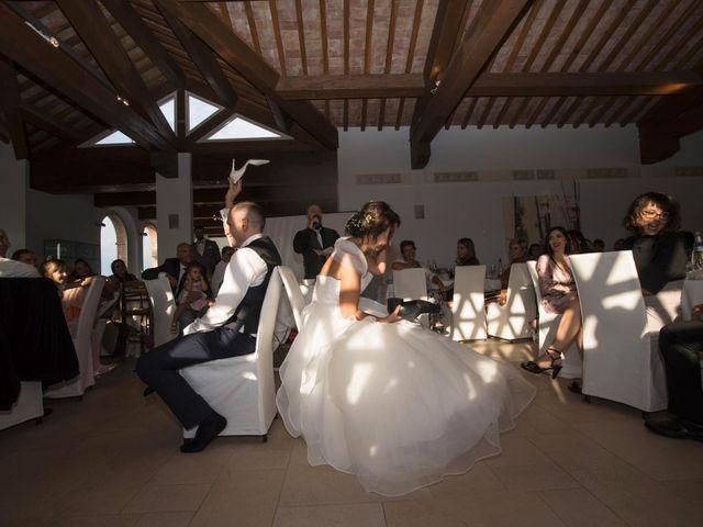 Il matrimonio di Moreno e Letizia a Monsano, Ancona 94