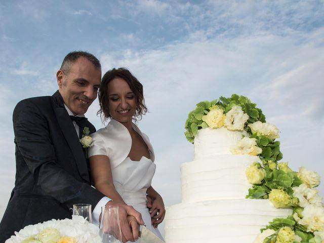 Il matrimonio di Moreno e Letizia a Monsano, Ancona 96