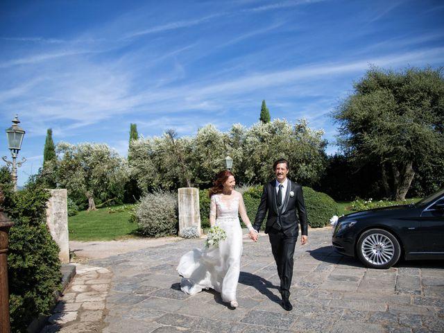 le nozze di Mina e Flavio