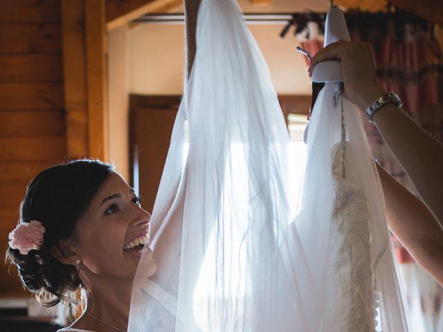 Il matrimonio di Ale e Fra a Abbiategrasso, Milano 4