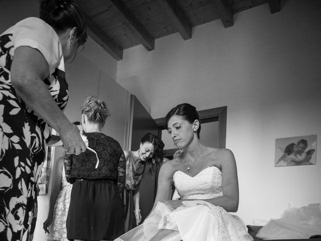 Il matrimonio di Ale e Fra a Abbiategrasso, Milano 17