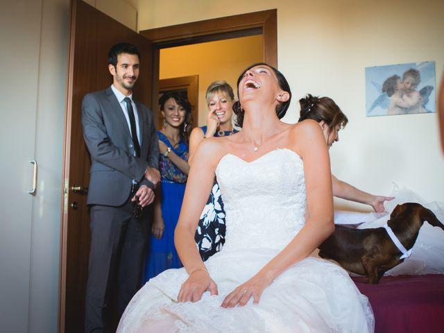 Il matrimonio di Ale e Fra a Abbiategrasso, Milano 20
