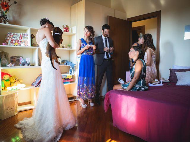Il matrimonio di Ale e Fra a Abbiategrasso, Milano 23