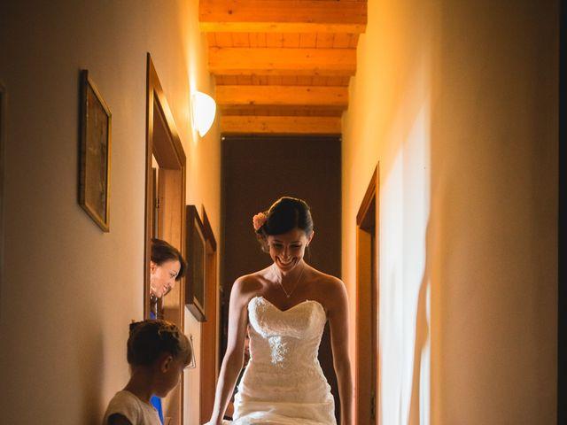 Il matrimonio di Ale e Fra a Abbiategrasso, Milano 24