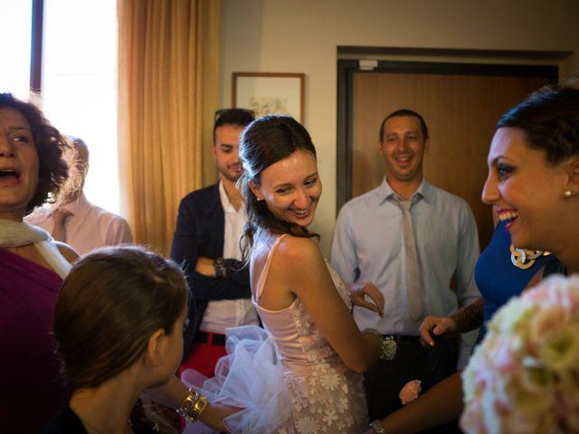 Il matrimonio di Ale e Fra a Abbiategrasso, Milano 42