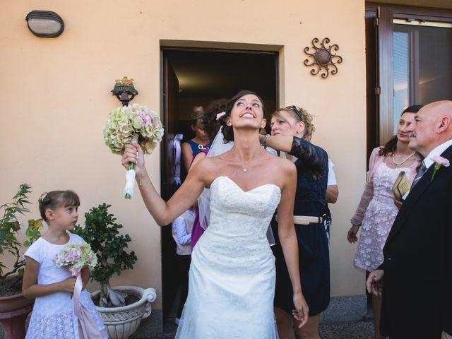 Il matrimonio di Ale e Fra a Abbiategrasso, Milano 45