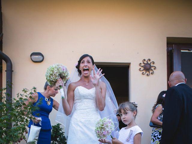 Il matrimonio di Ale e Fra a Abbiategrasso, Milano 46