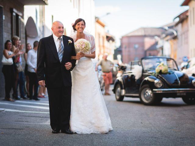 Il matrimonio di Ale e Fra a Abbiategrasso, Milano 51