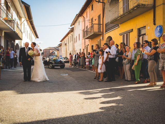Il matrimonio di Ale e Fra a Abbiategrasso, Milano 52