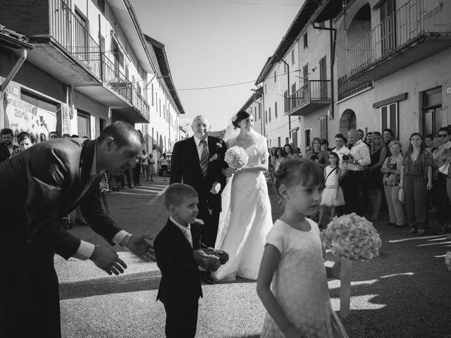 Il matrimonio di Ale e Fra a Abbiategrasso, Milano 53