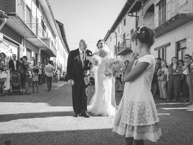 Il matrimonio di Ale e Fra a Abbiategrasso, Milano 55