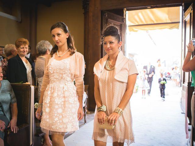Il matrimonio di Ale e Fra a Abbiategrasso, Milano 56