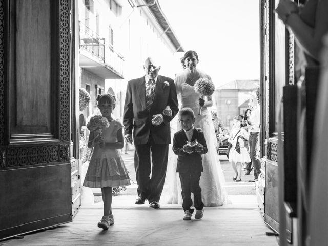 Il matrimonio di Ale e Fra a Abbiategrasso, Milano 57