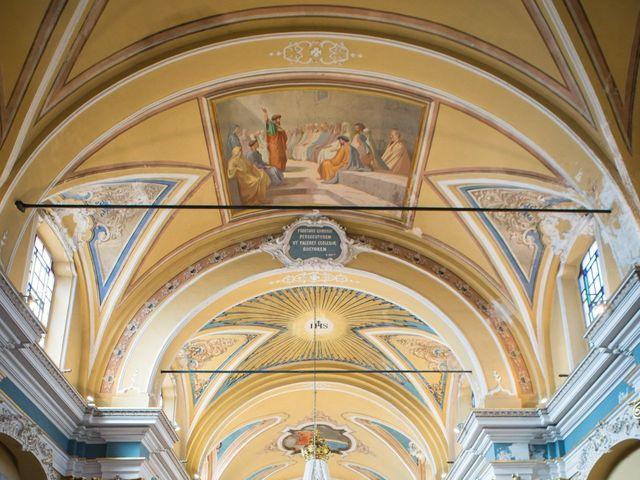 Il matrimonio di Ale e Fra a Abbiategrasso, Milano 63