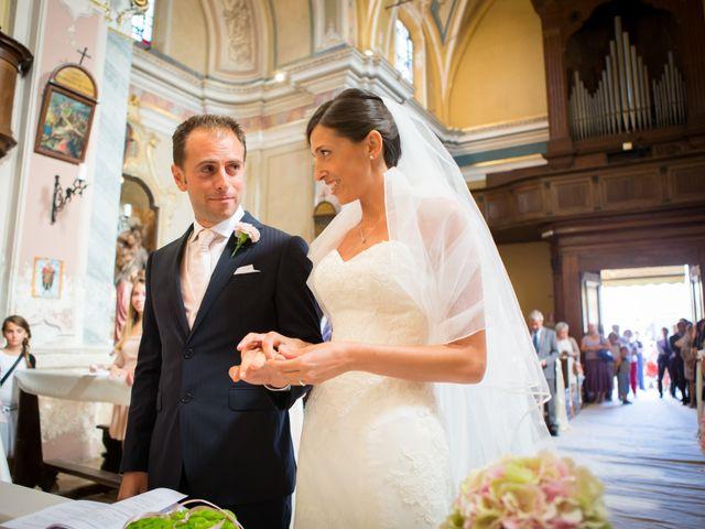Il matrimonio di Ale e Fra a Abbiategrasso, Milano 85