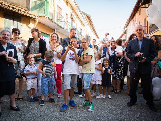 Il matrimonio di Ale e Fra a Abbiategrasso, Milano 101
