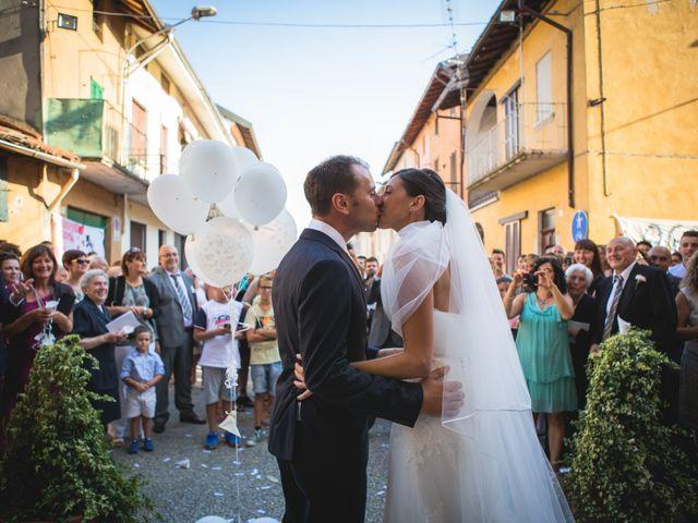 Il matrimonio di Ale e Fra a Abbiategrasso, Milano 103