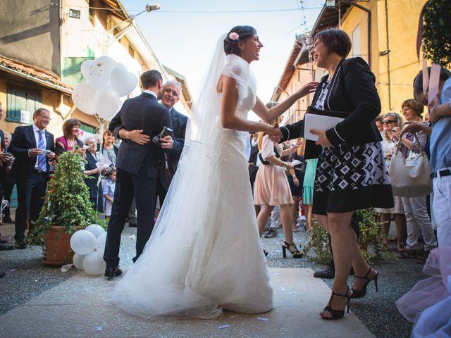 Il matrimonio di Ale e Fra a Abbiategrasso, Milano 104