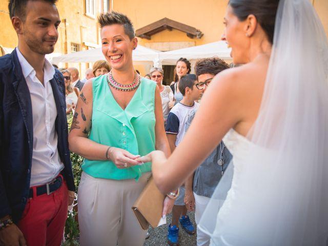 Il matrimonio di Ale e Fra a Abbiategrasso, Milano 106