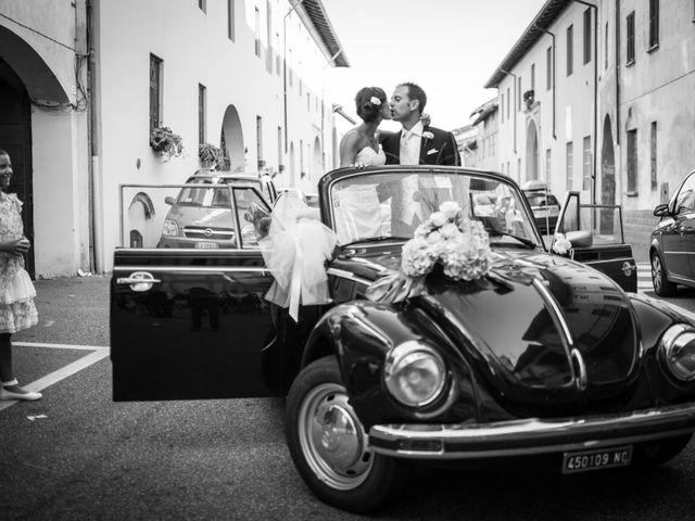 Il matrimonio di Ale e Fra a Abbiategrasso, Milano 109