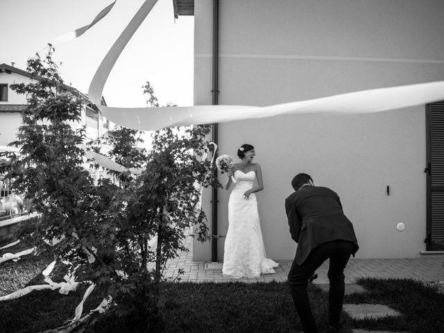 Il matrimonio di Ale e Fra a Abbiategrasso, Milano 112