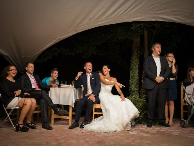 Il matrimonio di Ale e Fra a Abbiategrasso, Milano 140