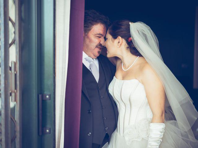 Il matrimonio di Filippo e Vita a Valverde, Catania 5