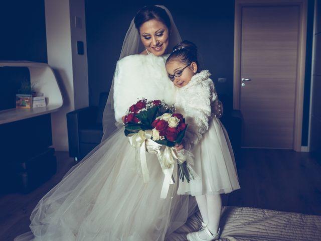 Il matrimonio di Filippo e Vita a Valverde, Catania 6