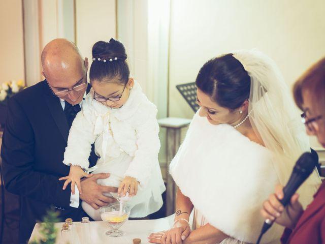 Il matrimonio di Filippo e Vita a Valverde, Catania 11