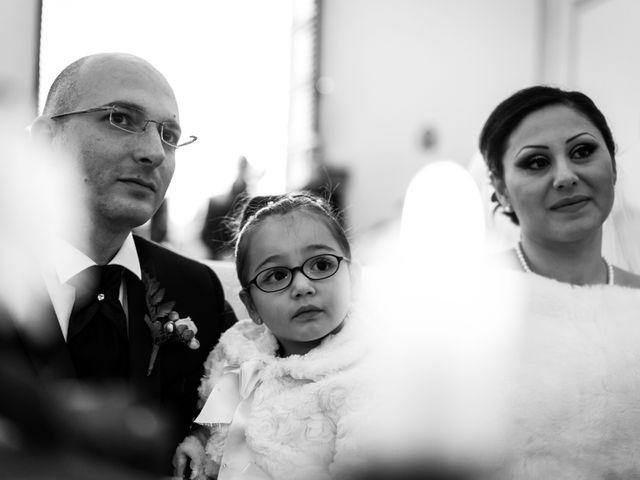 Il matrimonio di Filippo e Vita a Valverde, Catania 12