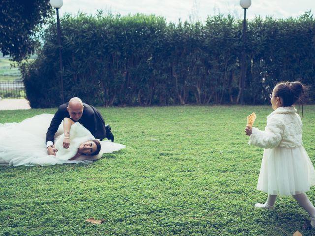 Il matrimonio di Filippo e Vita a Valverde, Catania 16