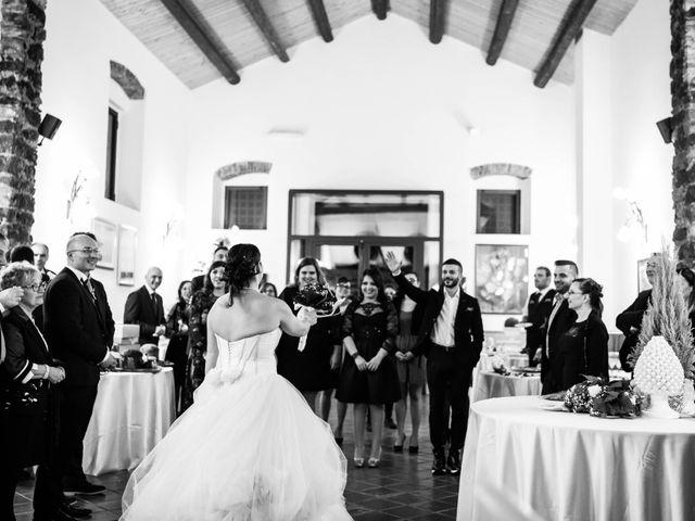 Il matrimonio di Filippo e Vita a Valverde, Catania 20