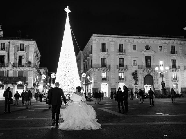 Il matrimonio di Filippo e Vita a Valverde, Catania 21